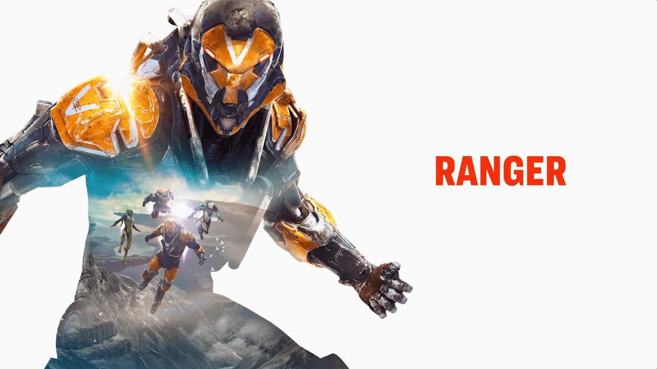 Anthem Ranger Javelin Information Samurai Gamers
