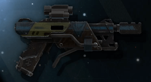 Anthem Blastback Heavy Pistol