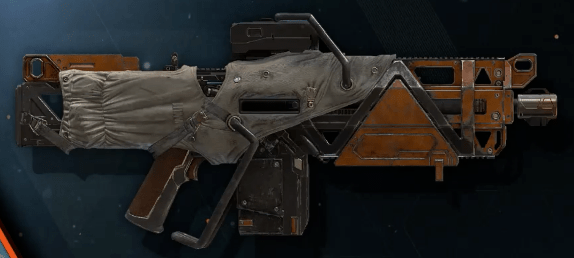 Anthem Warden Assault Rifle