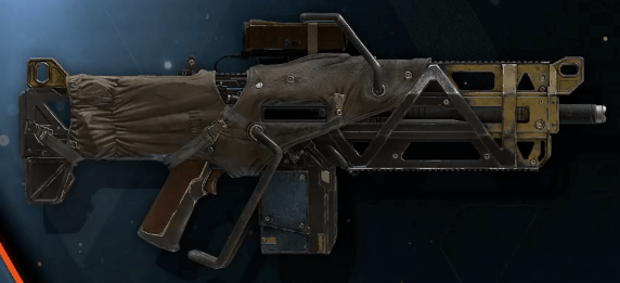 Anthem Defender Assault Rifle