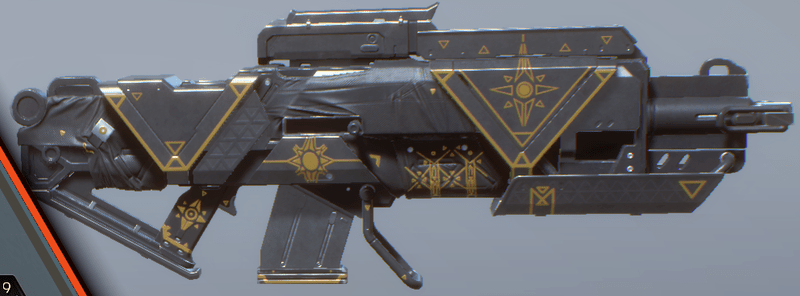 Anthem Light of the Legion Marksman Rifle