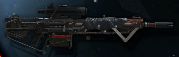 Anthem Whirlwind Sniper Rifle