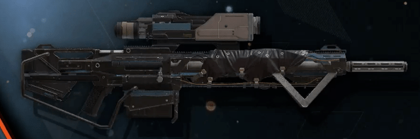 Anthem Devastator Sniper Rifle