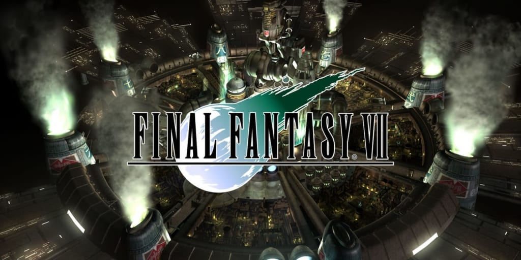 Final Fantasy 7 - Game Release