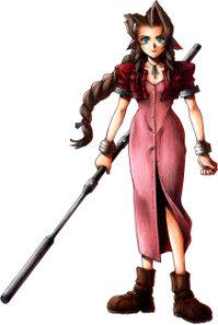Final Fantasy VII - Aerith Gainsborough