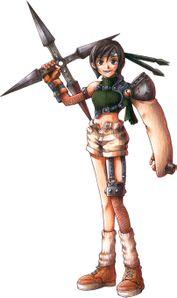 Final Fantasy VII - Yuffie Kisaragi