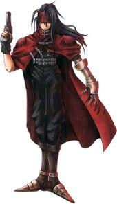 Final Fantasy VII - Vincent Valentine