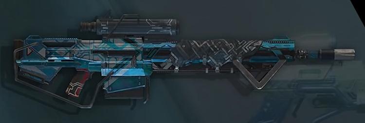Anthem Siege Breaker Sniper Rifle Stats