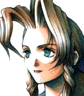 Final Fantasy VIII - Aerith Gainsborough Icon