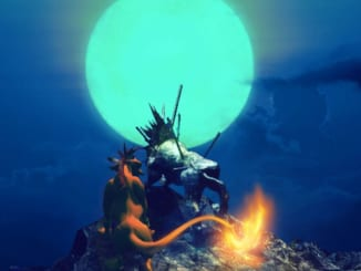 Final Fantasy VII - Red XIII Header