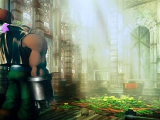 Final Fantasy VII - Barrett Wallace Header