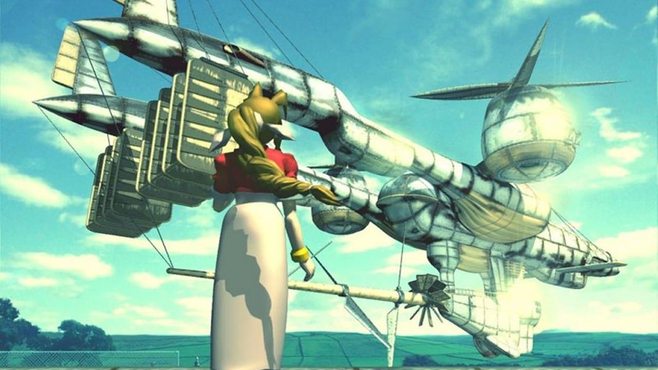 Final Fantasy VII - Aerith Gainsborough Header