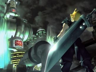 Final Fantasy VII - Cloud Strife Header