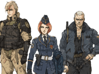 Left Alive - Main Characters