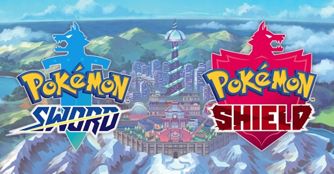 Pokemon Sword and Shield Top Page