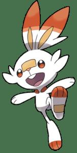 Pokemon Sword and Shield - Scorbunny
