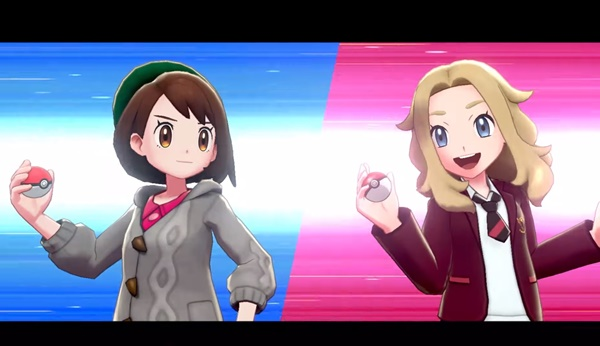 Pokemon Sword and Shield - Trainer Battle