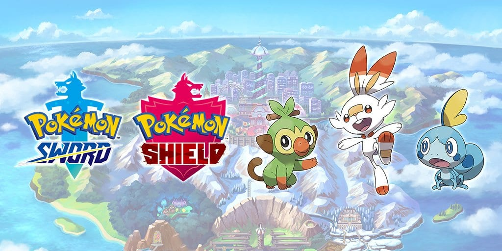 Pokemon Sword and Shield - Incense List