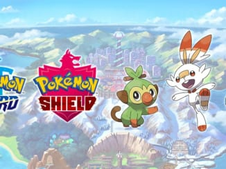 Pokemon Sword and Shield - Gen 8 Starters