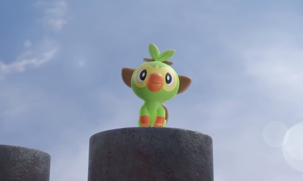 Pokemon Sword and Shield - Grooky Pokemon Direct