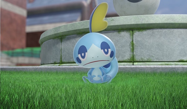 Pokemon Sword and Shield - Sobble