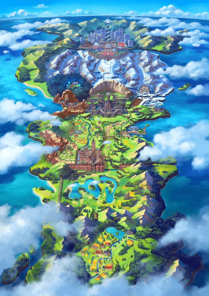 Galar Region