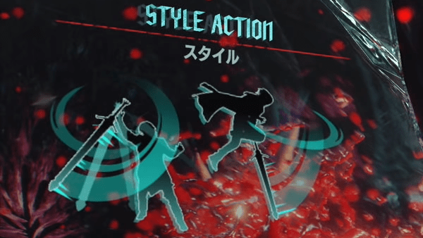Swordmaster Style DMC 5