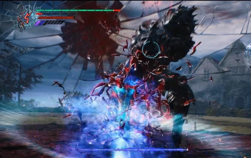 DMC 5 Urizen Final Form Boss Guide