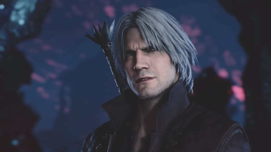 Devil May Cry 5 - Mission 10 - Awaken Playthrough