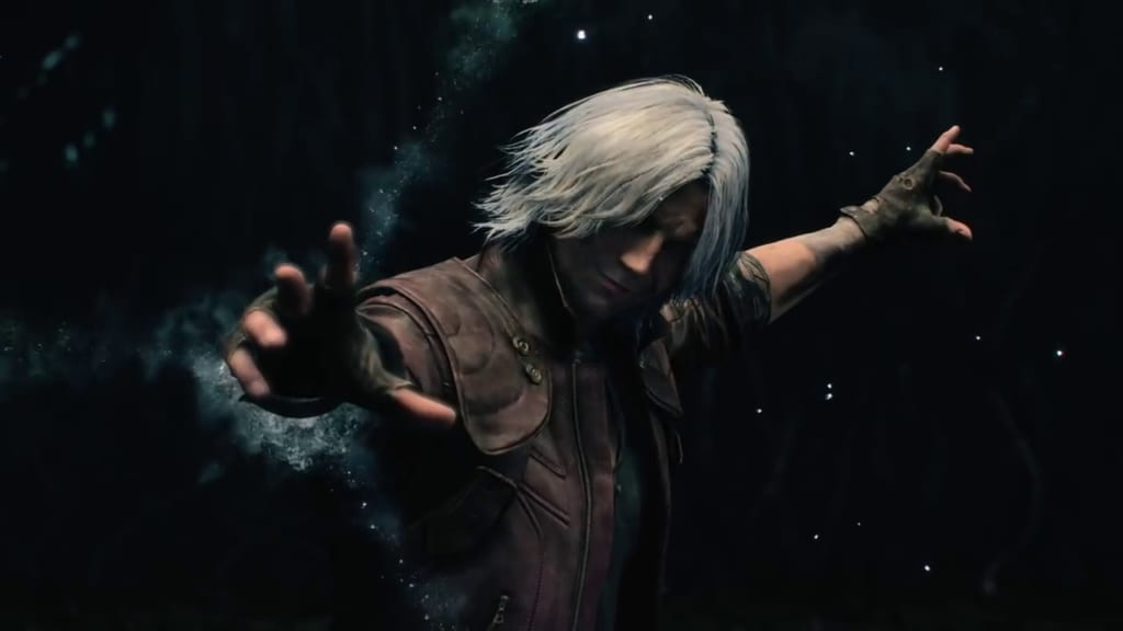 Devil May Cry 5 - Mission 16 - Diverging Point: Dante Playthrough