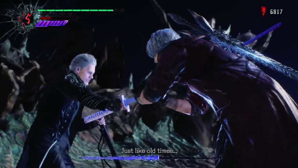 Devil May Cry 5 - Mission 19 - Vergil Walkthrough