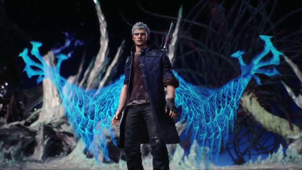 Devil May Cry 5 - Mission 20 - True Power Walkthrough