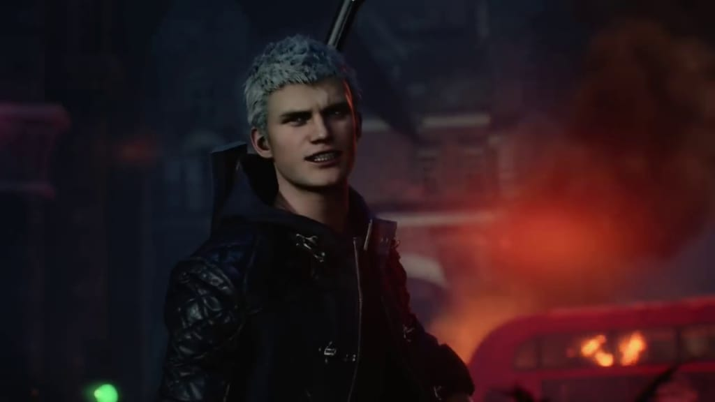 Devil May Cry 5 - Mission 1 - Nero Walkthrough