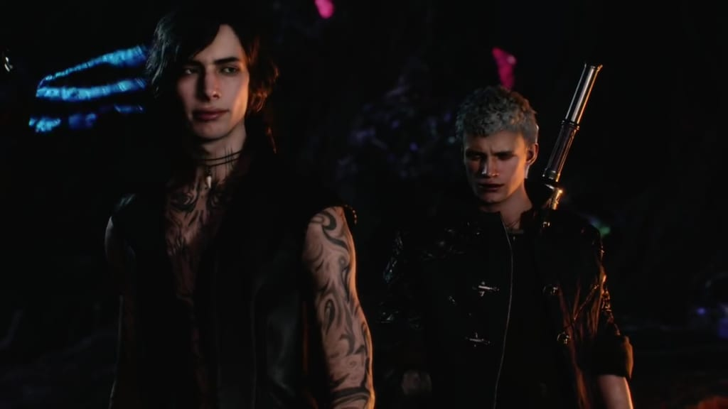 Devil May Cry 5 - Prologue Mission Walkthrough