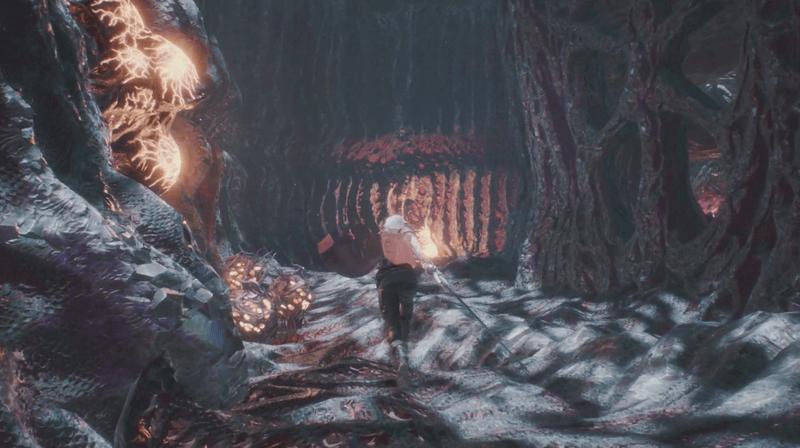Devil May Cry 5 - Mission 10 - Awaken Walkthrough