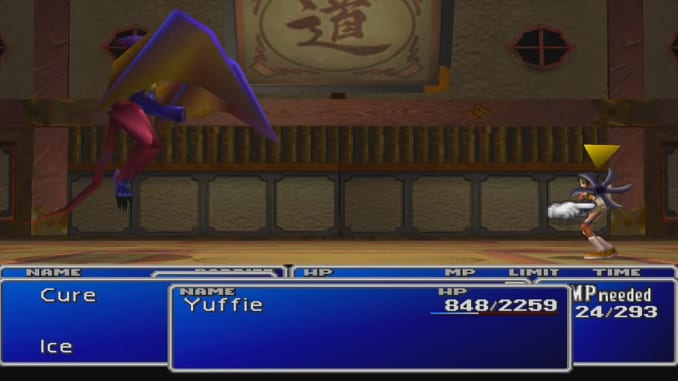 FF7 Wutai Sidequest Walkthrough