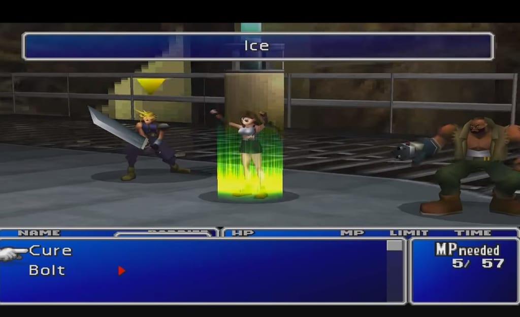 Final Fantasy 7 (FFVII) - Reno Boss Guide