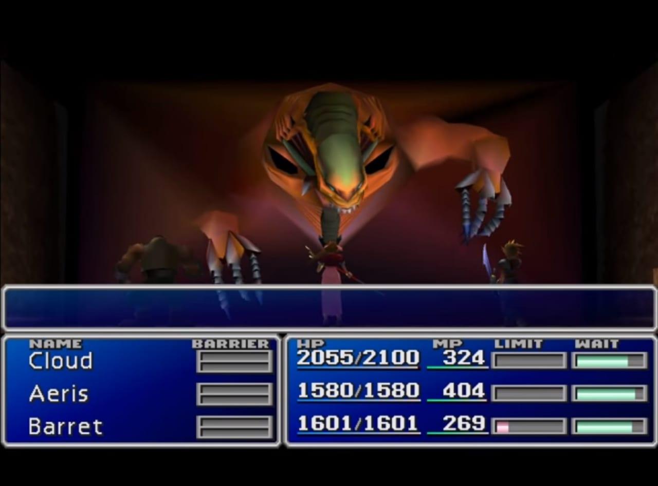 FFVII Demon's Gate Boss Guide