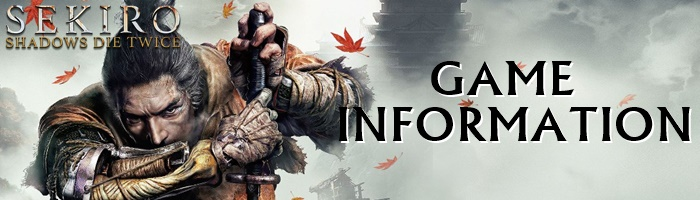 Sekiro - Game Information