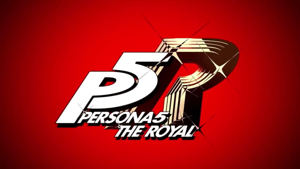 Persona 5 The Royal - March 2019 Teaser