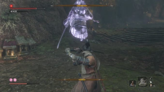 Corrupted Monk Illusion