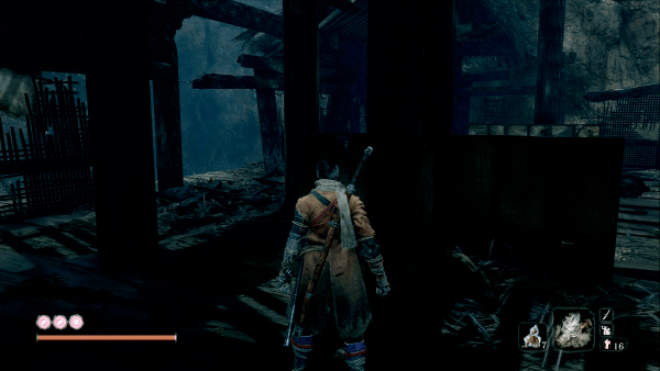 Sekiro Ashina Depths Walkthrough
