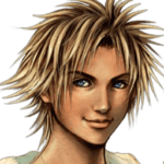 Final Fantasy X - Tidus Character Icon