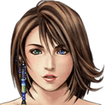 Final Fantasy X - Yuna Character Icon