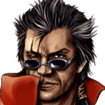 Final Fantasy X - Auron Character Icon