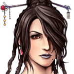 Final Fantasy X - Lulu Icon