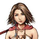 Final Fantasy X-2 - Yuna Character Icon