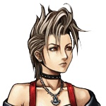 Final Fantasy X-2 - Paine Character Icon