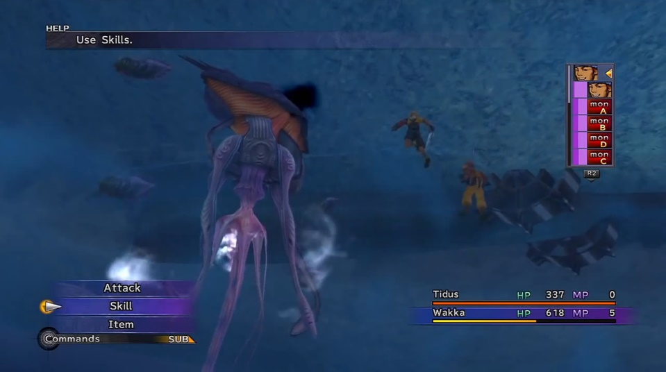 FFX SS Liki Walkthrough