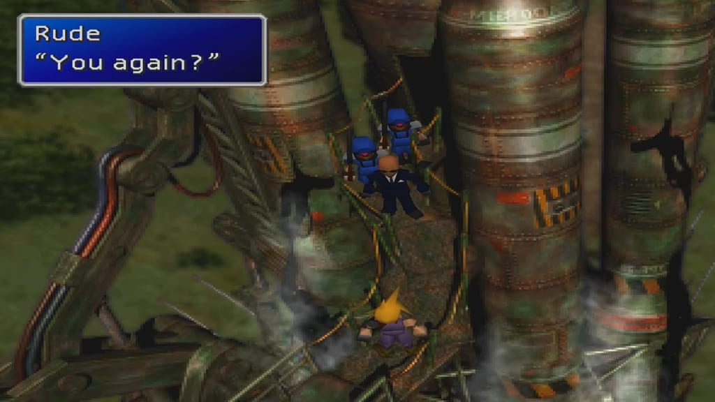 Final Fantasy 7 - Walkthrough Part 27 - Return to Rocket Town and Cosmo Canyon